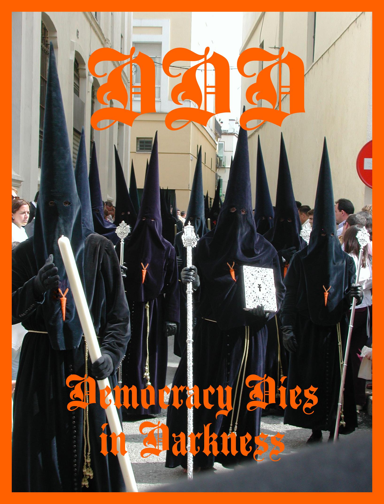 DDD Dark Dax Demagogues